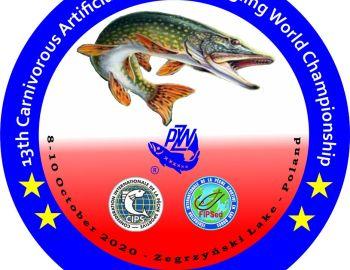 13th CARNIVOROUS ARTIFICIAL BAIT BOAT ANGLING WORLD CHAMPIONSHIP 2020 Zegrzyńske Lake, Poland